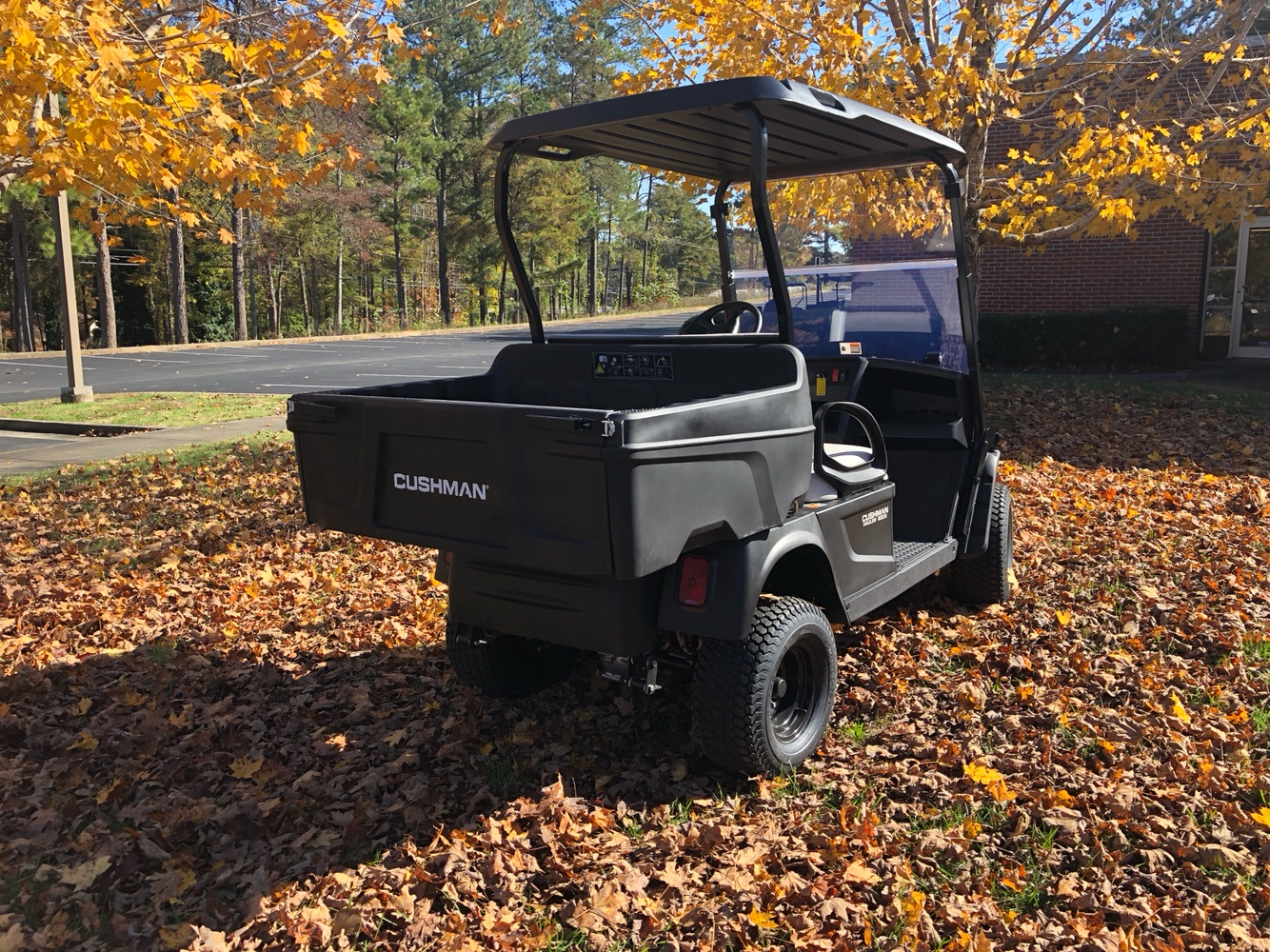 2019 Cushman HAULER 800X GAS in Jasper, Georgia - Photo 3