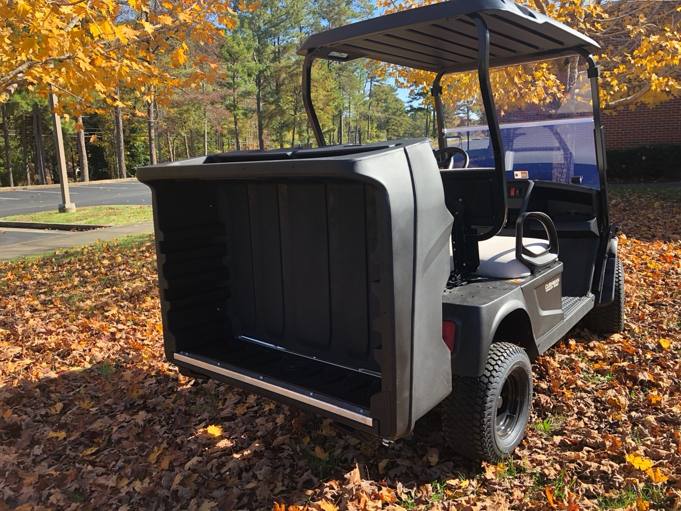 2019 Cushman HAULER 800X GAS in Jasper, Georgia - Photo 6