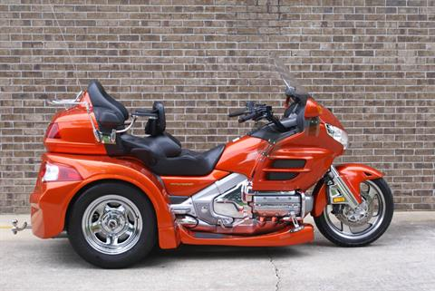 2007 Honda Gold Wing® Audio / Comfort / Navi / ABS in Jasper, Georgia