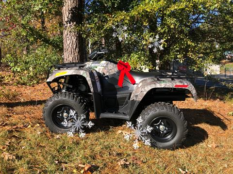 2018 Textron Off Road Alterra VLX 700 EPS in Jasper, Georgia