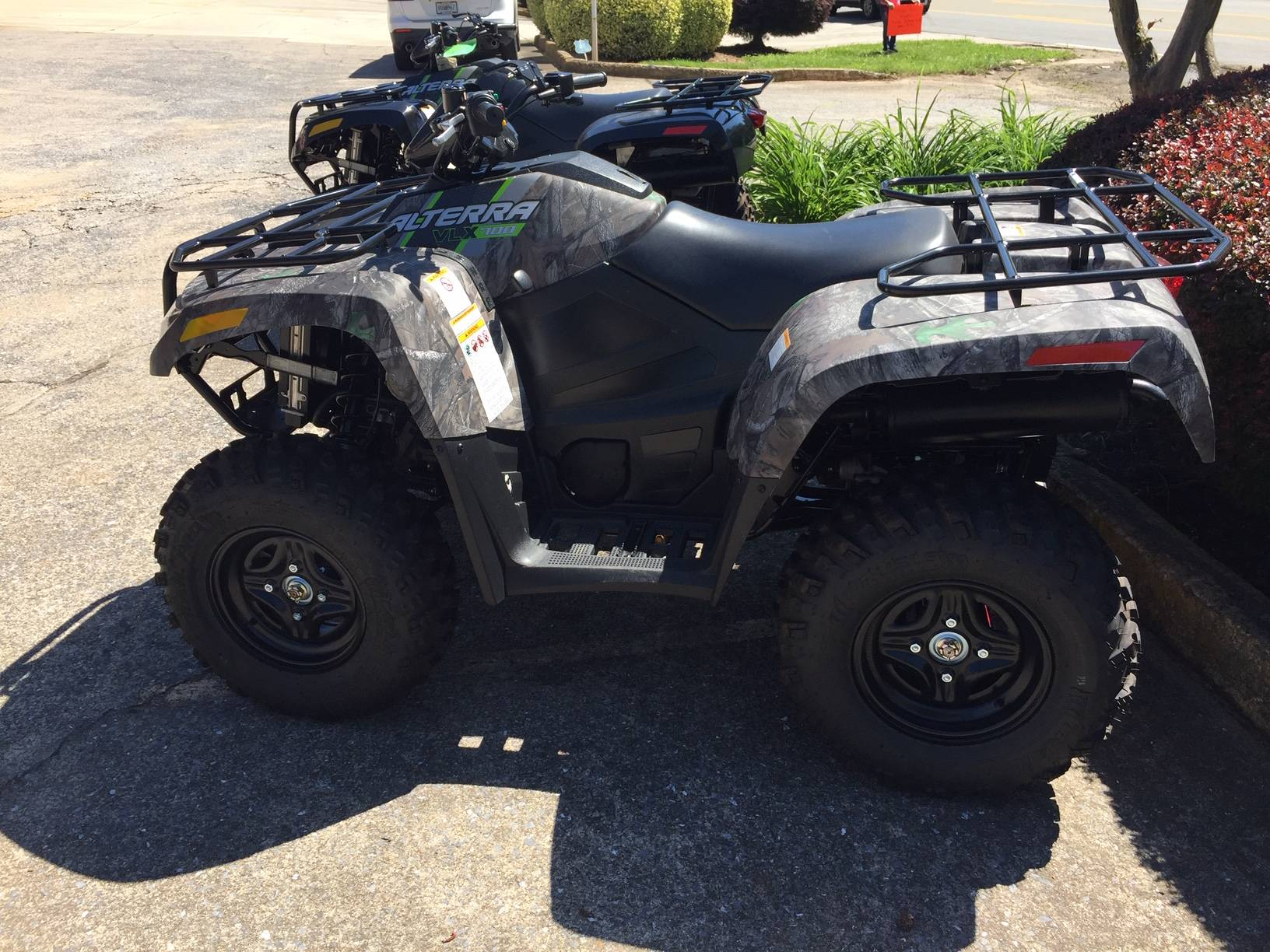 2018 Textron Off Road Alterra VLX 700 EPS in Jasper, Georgia - Photo 3