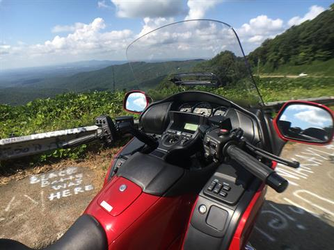 2016 Honda Gold Wing Navi XM in Jasper, Georgia