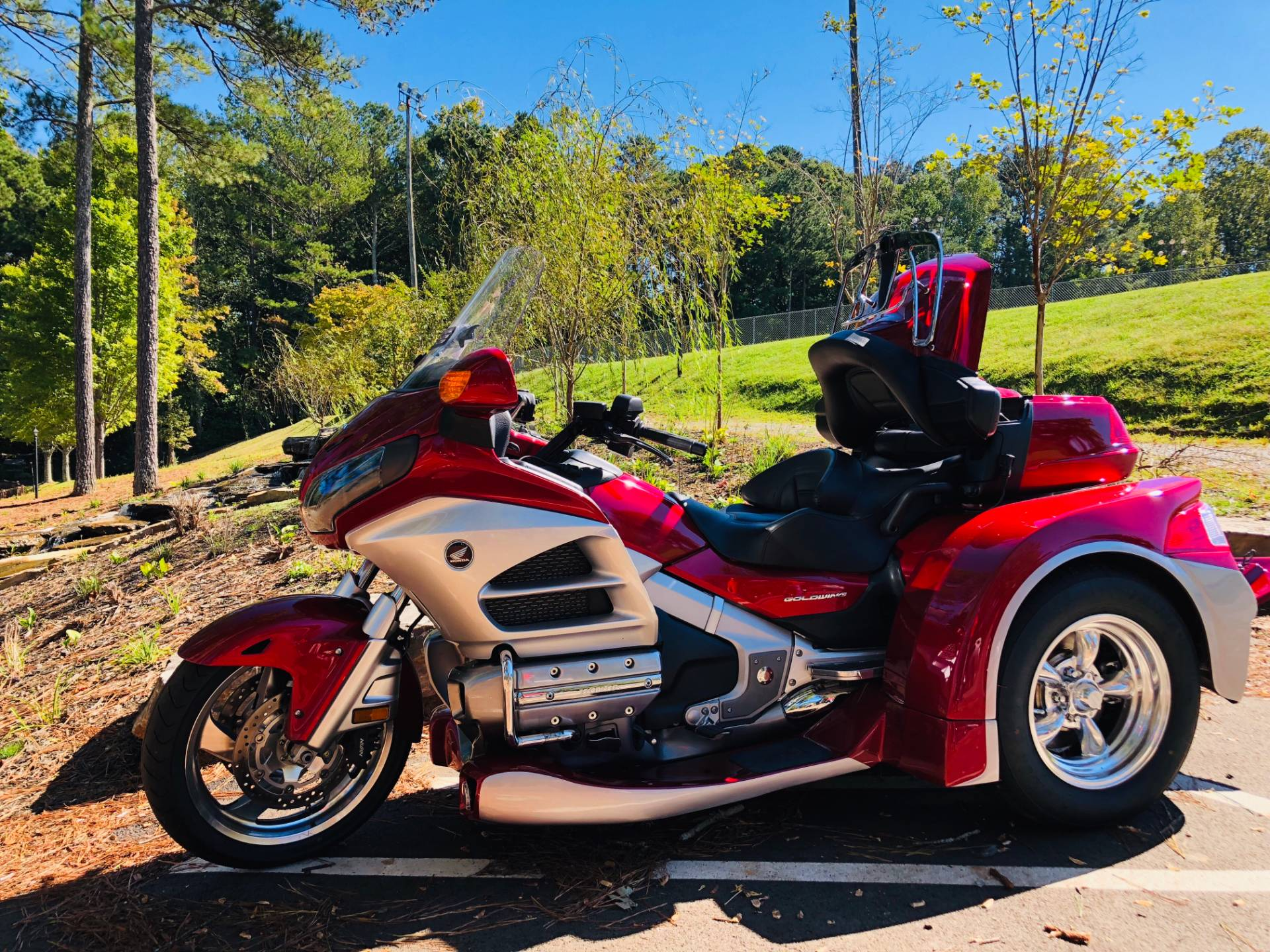 2012 Honda Gold Wing® Audio Comfort Navi XM in Jasper, Georgia - Photo 1