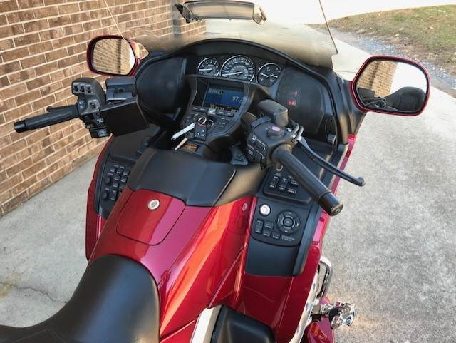 2013 Honda Gold Wing® Navi XM in Jasper, Georgia