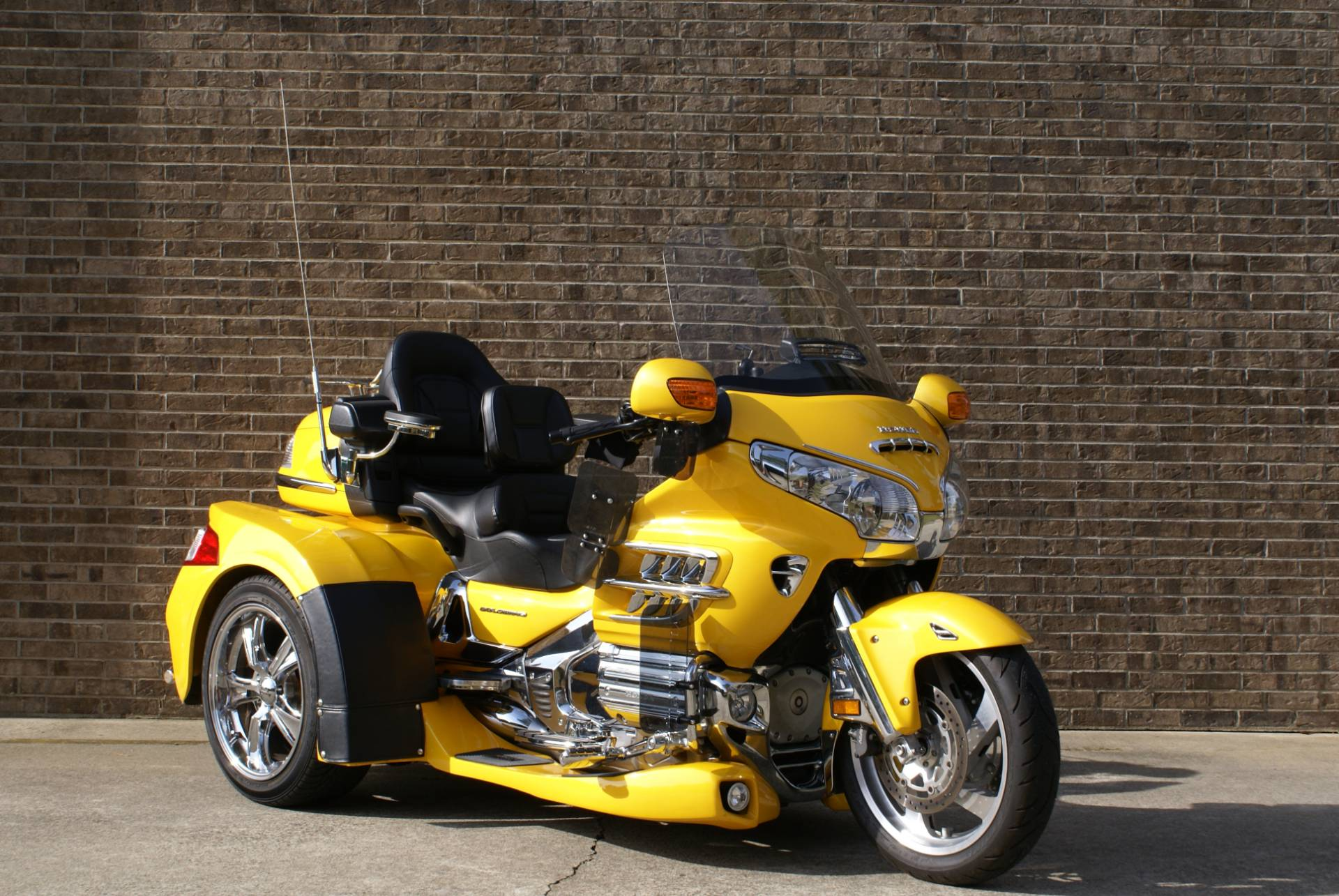 2010 Honda Gold Wing® Navi XM in Jasper, Georgia - Photo 2