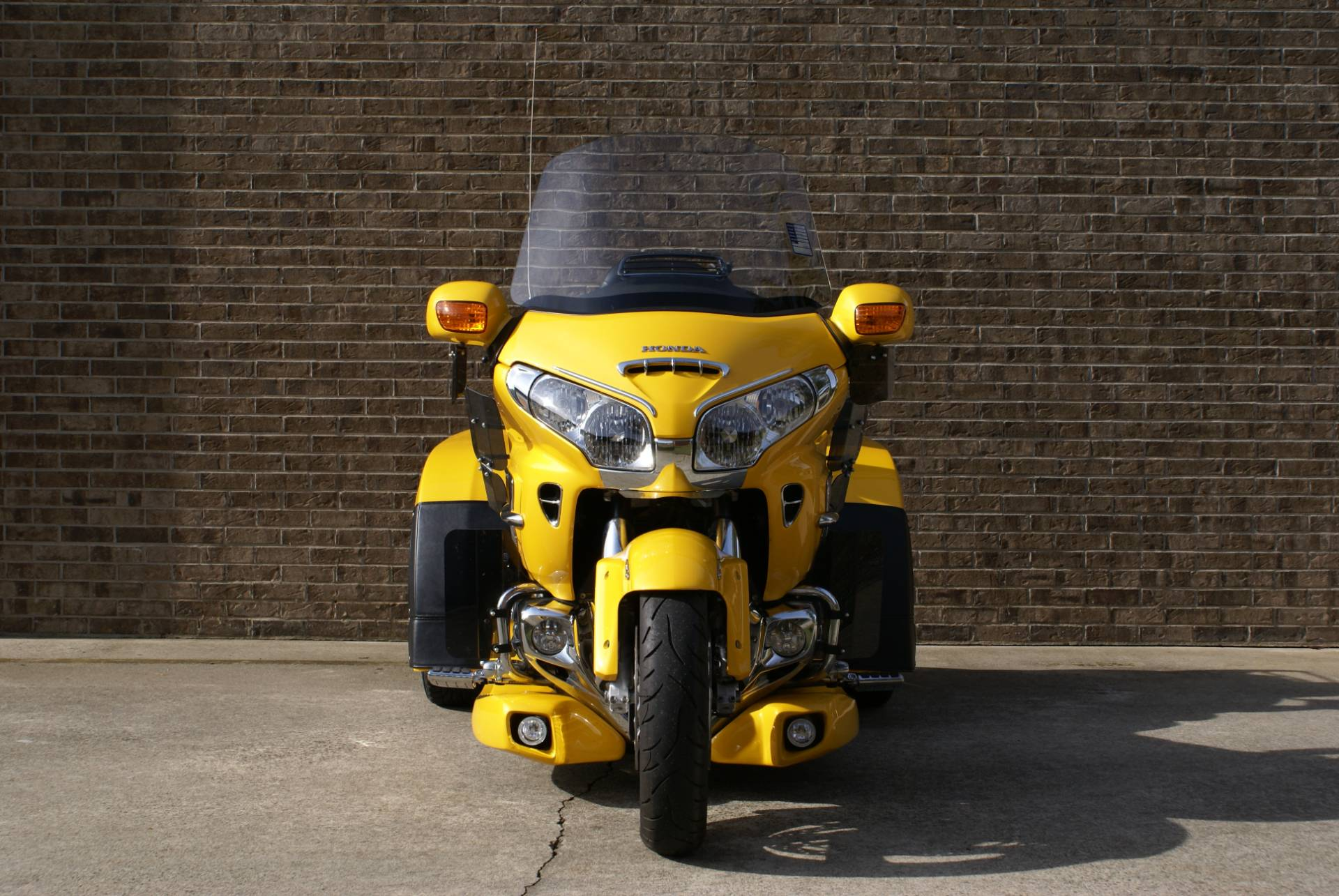 2010 Honda Gold Wing® Navi XM in Jasper, Georgia - Photo 3