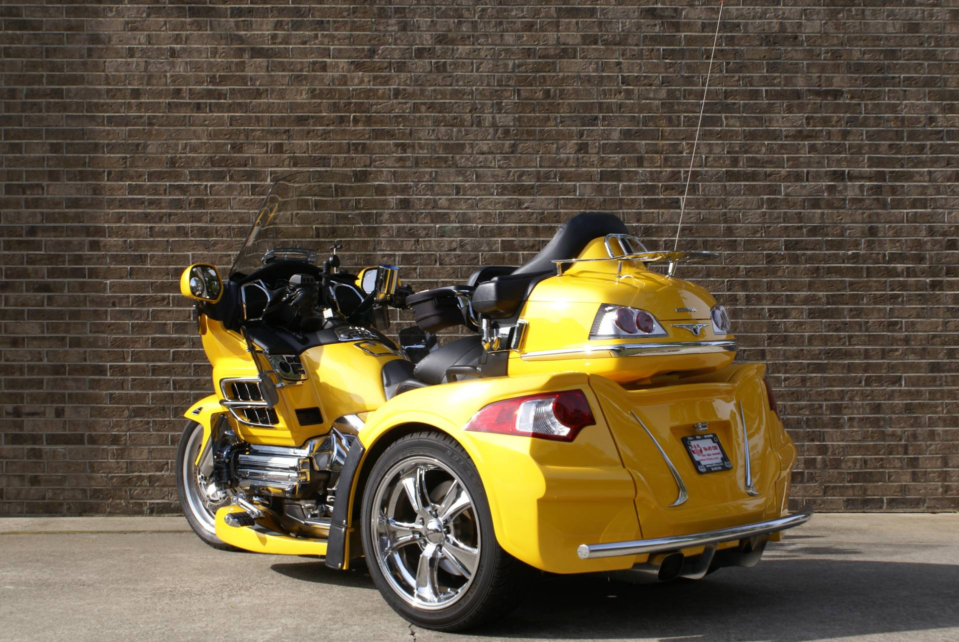 2010 Honda Gold Wing® Navi XM in Jasper, Georgia - Photo 4