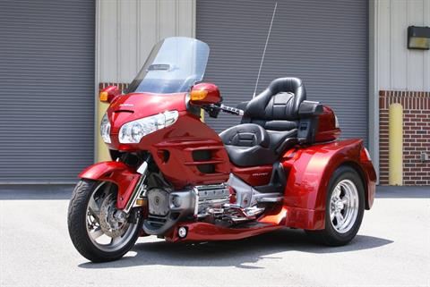 2008 Honda Gold Wing® Audio Comfort Navi in Jasper, Georgia