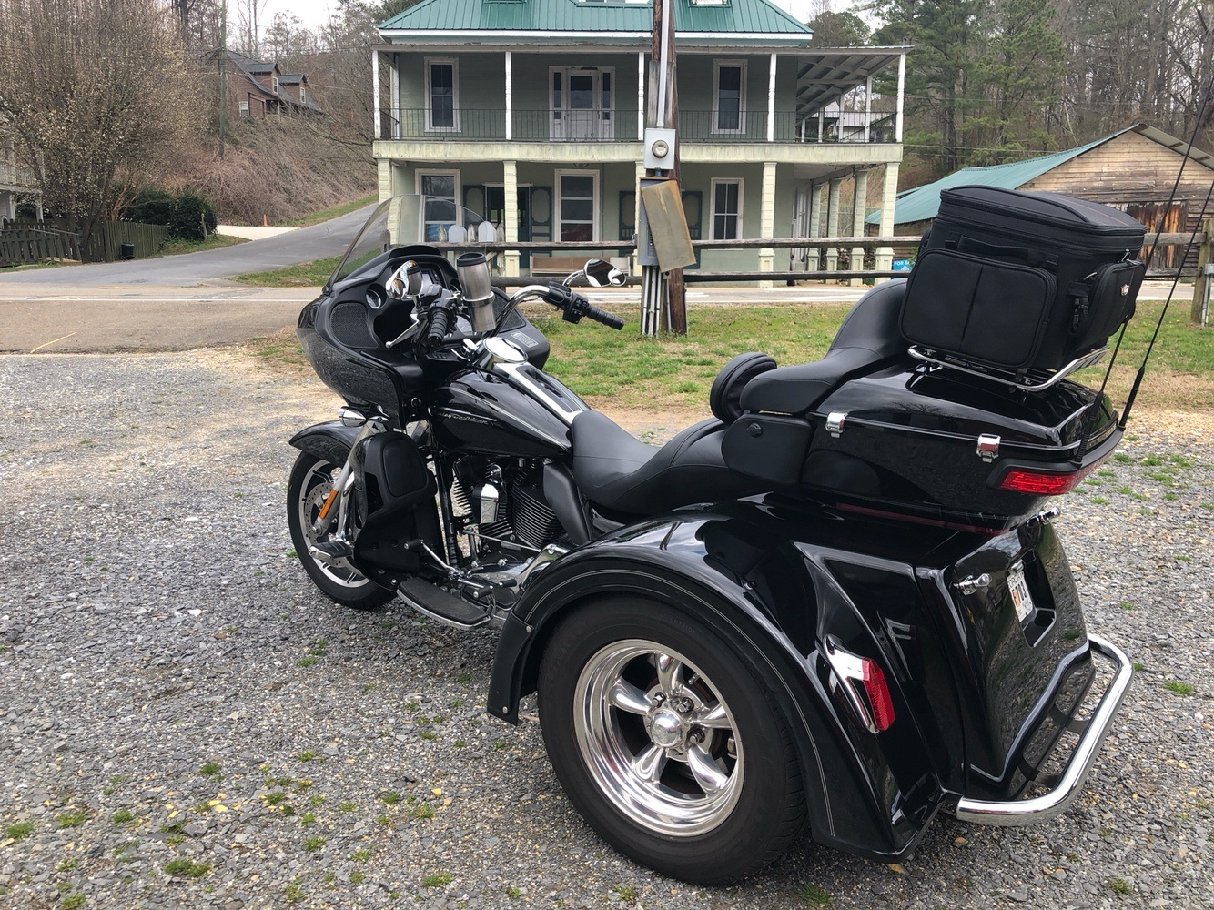 2016 Harley-Davidson Road Glide® Ultra in Jasper, Georgia
