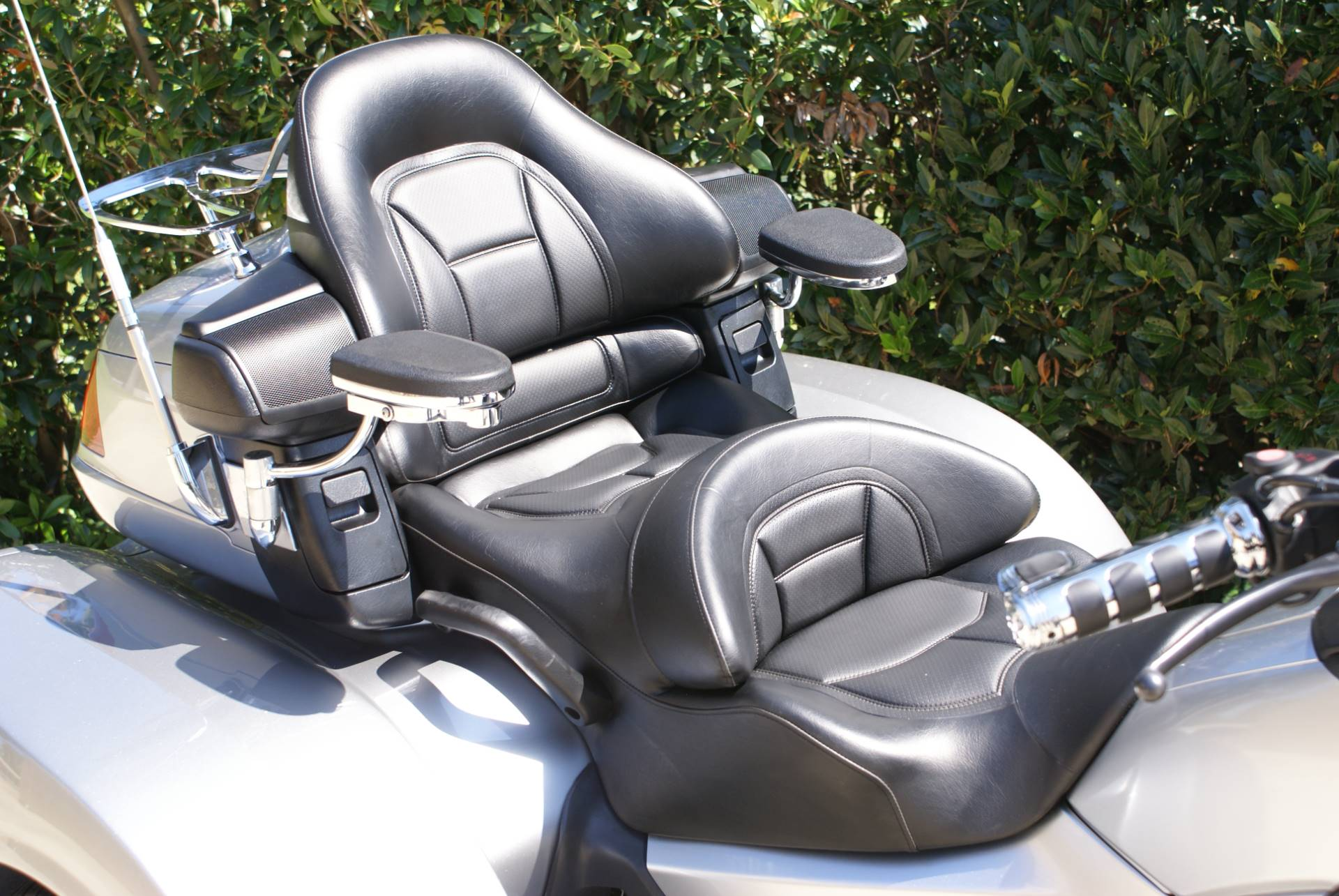 2015 Honda Gold Wing® Audio Comfort in Jasper, Georgia