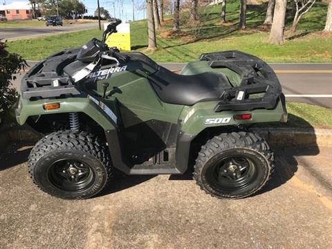 2018 Textron Off Road Alterra 500 in Jasper, Georgia
