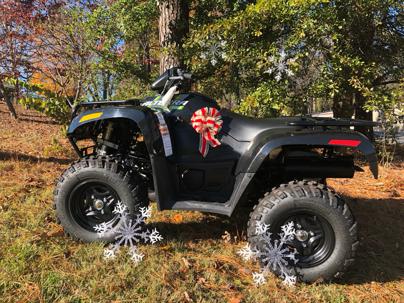 2018 Textron Off Road Alterra VLX 700 in Jasper, Georgia