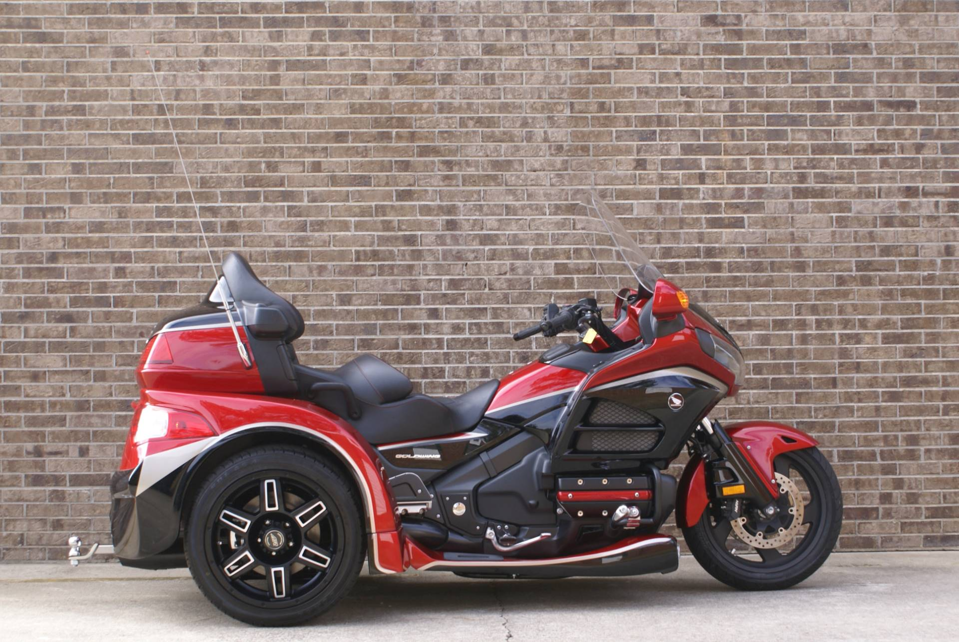 2015 Honda Gold Wing® Audio Comfort in Jasper, Georgia - Photo 1