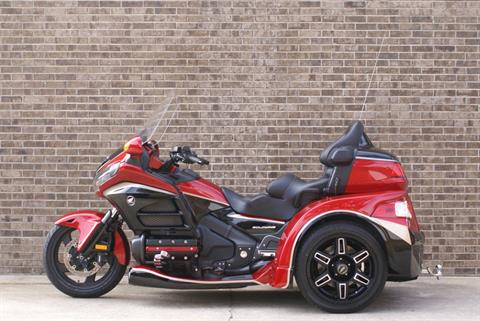 2015 Honda Gold Wing® Audio Comfort in Jasper, Georgia - Photo 4