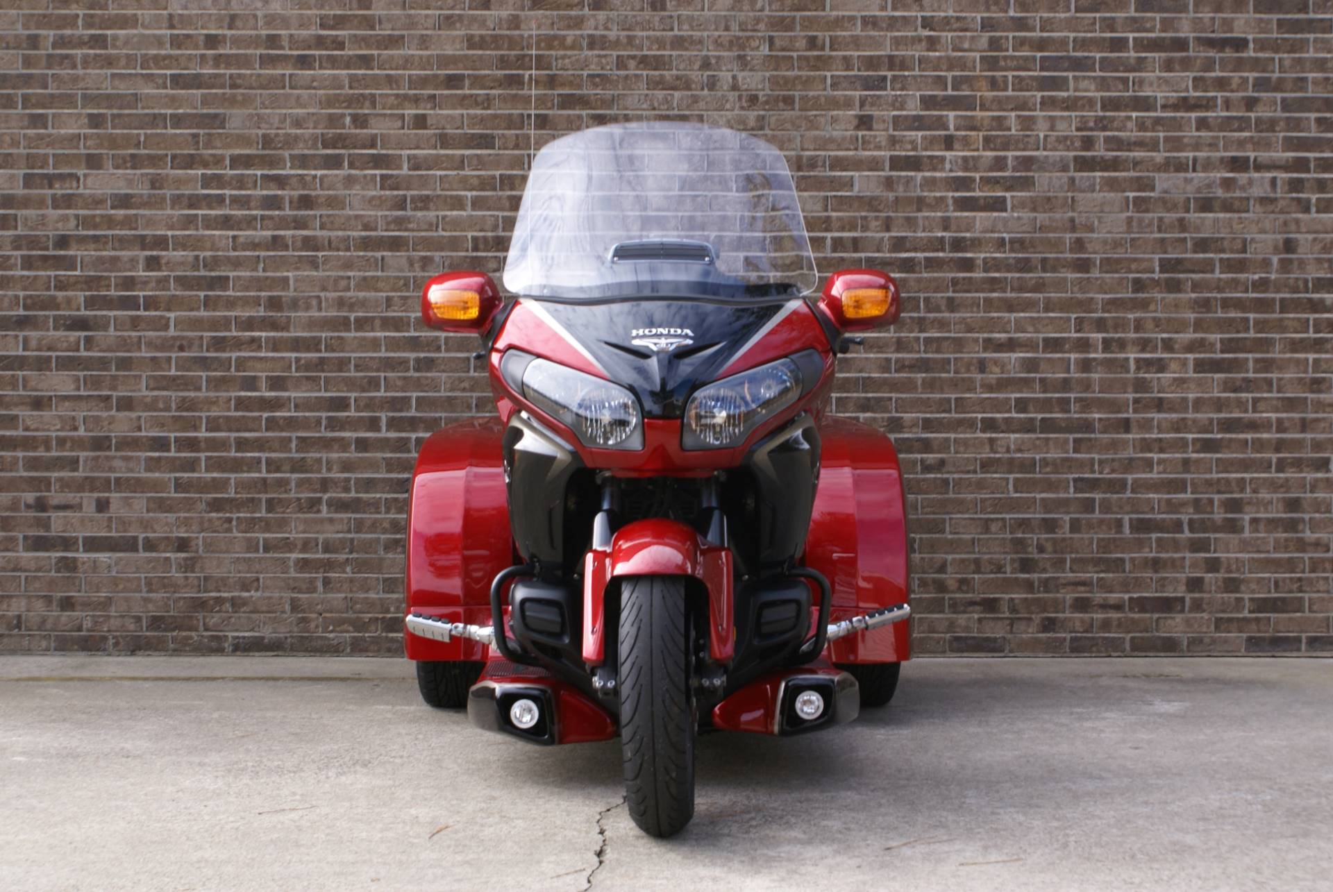 2015 Honda Gold Wing® Audio Comfort in Jasper, Georgia - Photo 3