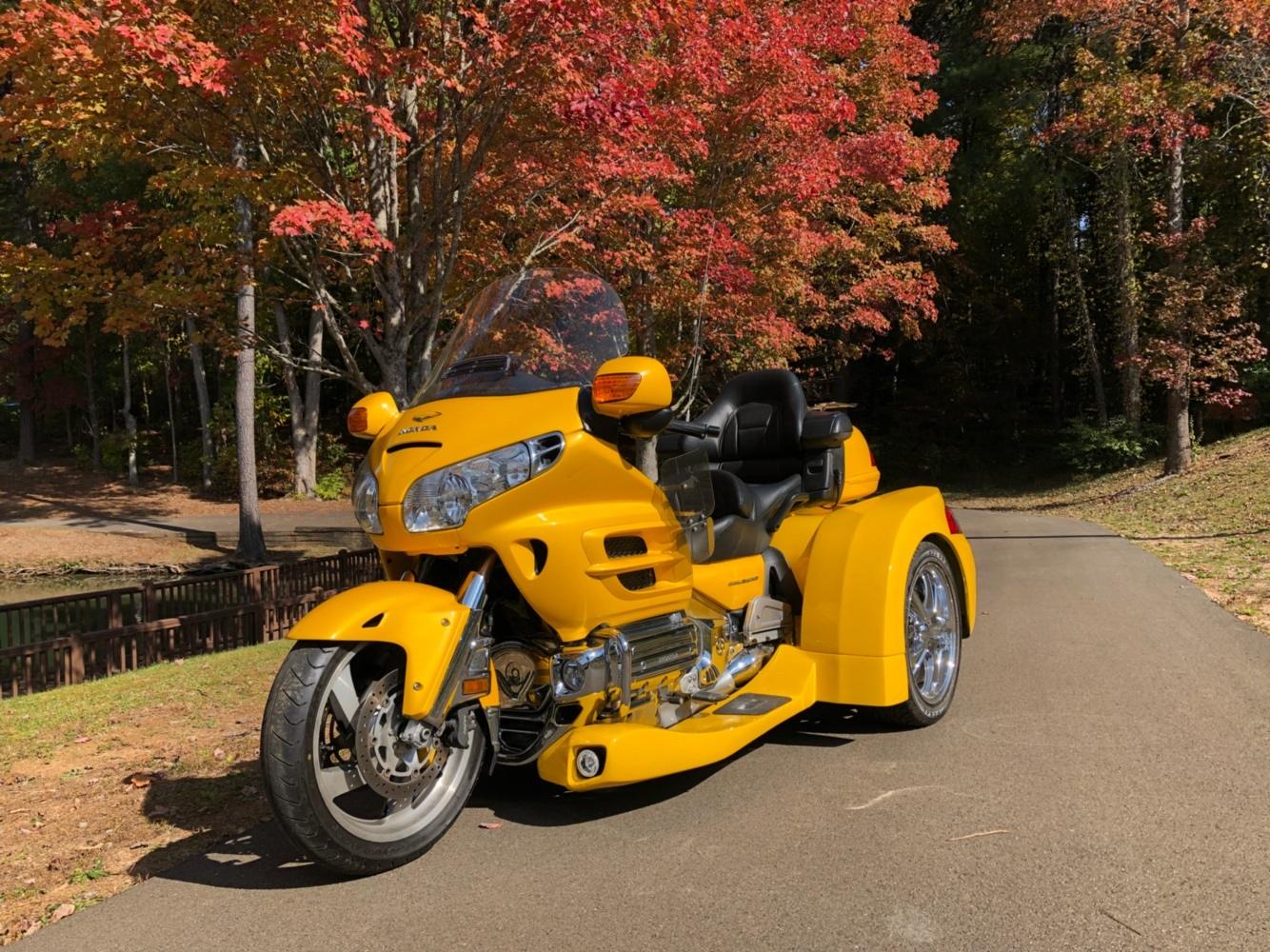 2005 Honda Gold Wing® ABS in Jasper, Georgia