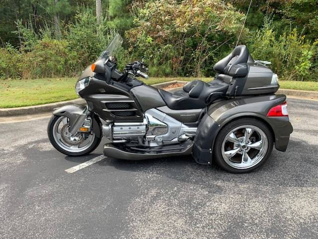 2010 Honda GL1800 in Jasper, Georgia - Photo 1