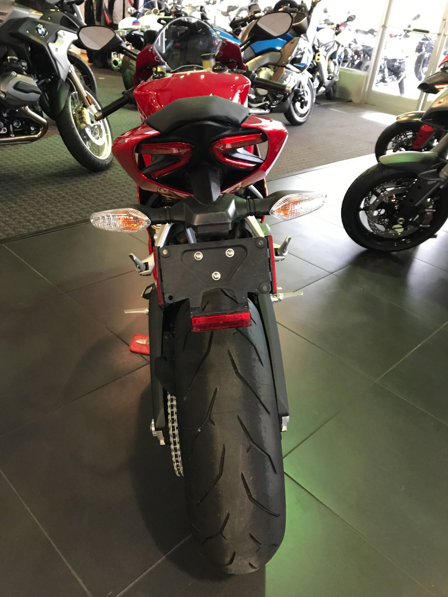 2017 Ducati Superbike 959 Panigale (US version) in Orange Park, Florida
