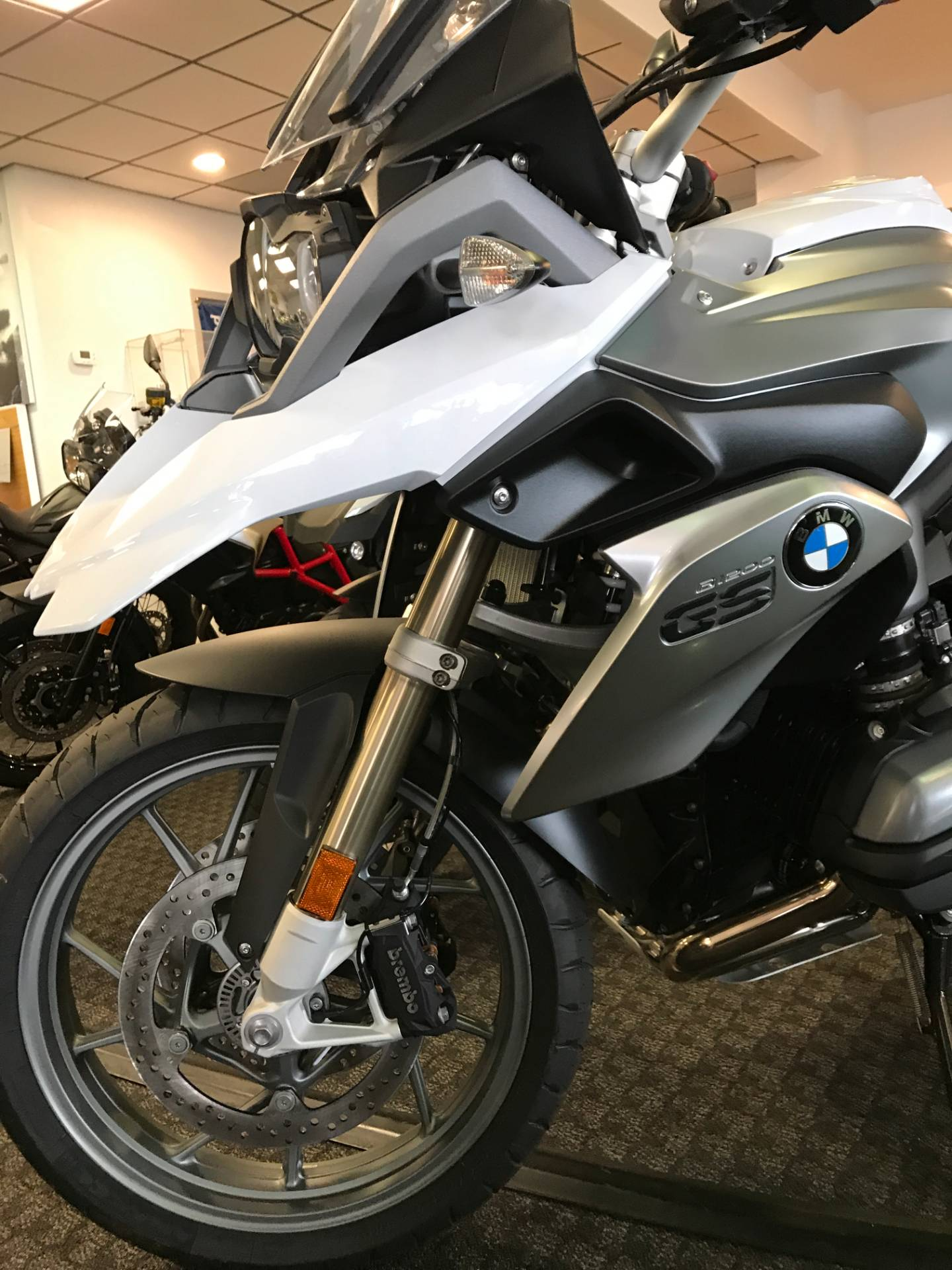 2017 BMW R 1200 GS in Orange Park, Florida