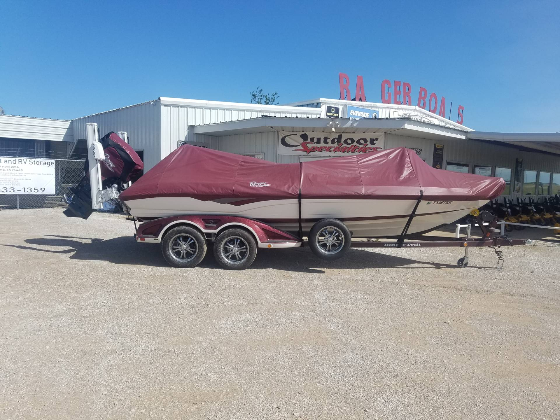 2018 Ranger Z522D Comanche in Eastland, Texas - Photo 1