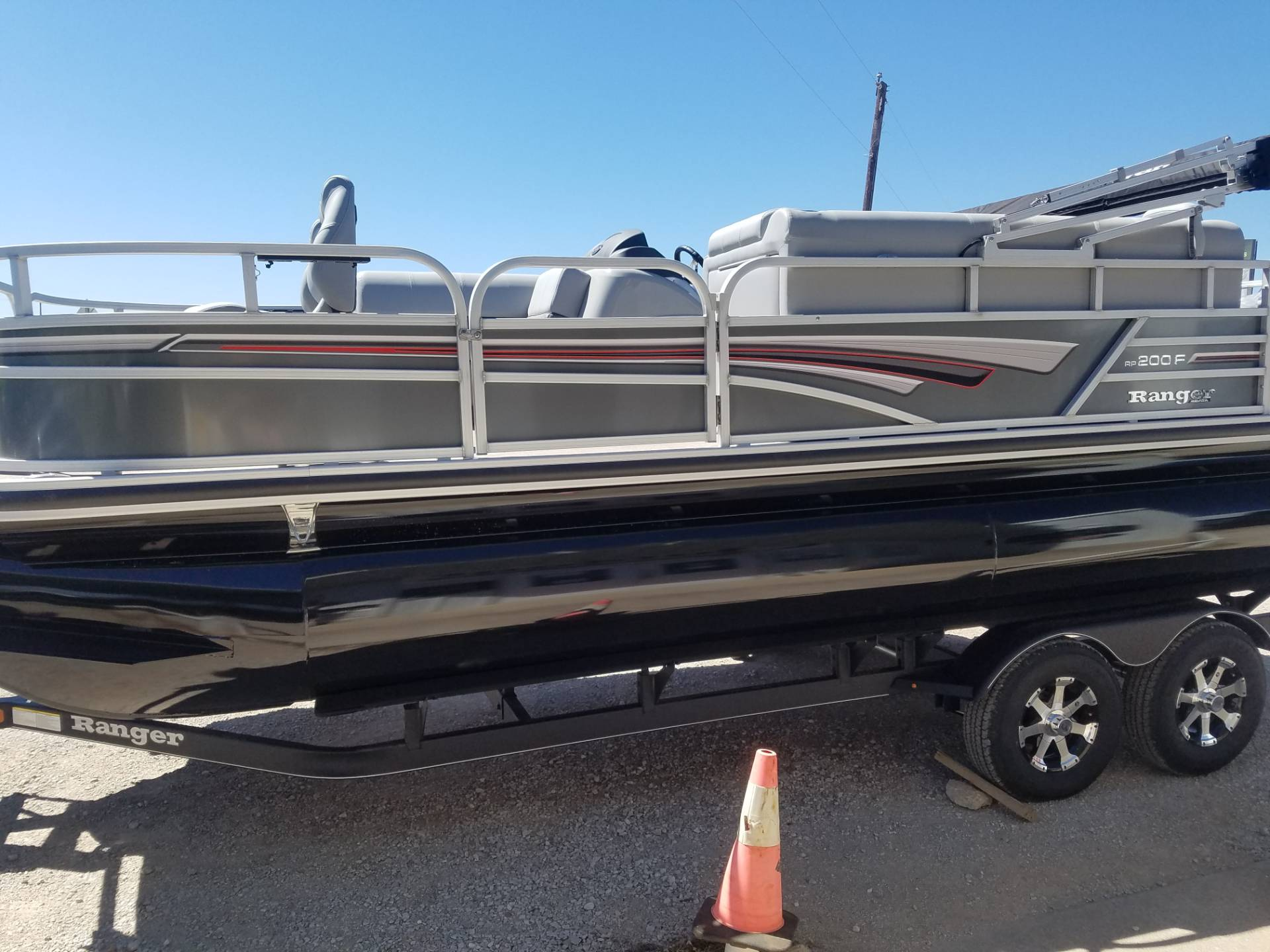 2019 Ranger Reata 200F in Eastland, Texas - Photo 4
