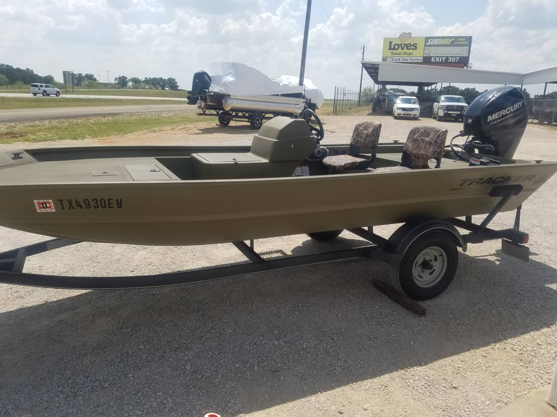 2018 Tracker Grizzly 1754 SC in Eastland, Texas - Photo 5