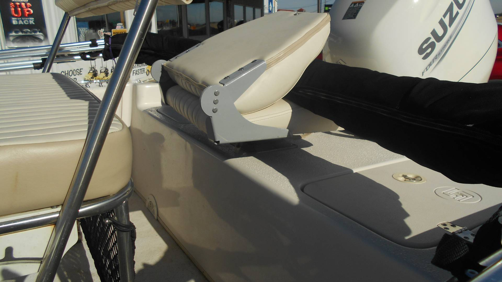 2017 Carolina Skiff 17 DLX in Eastland, Texas - Photo 11