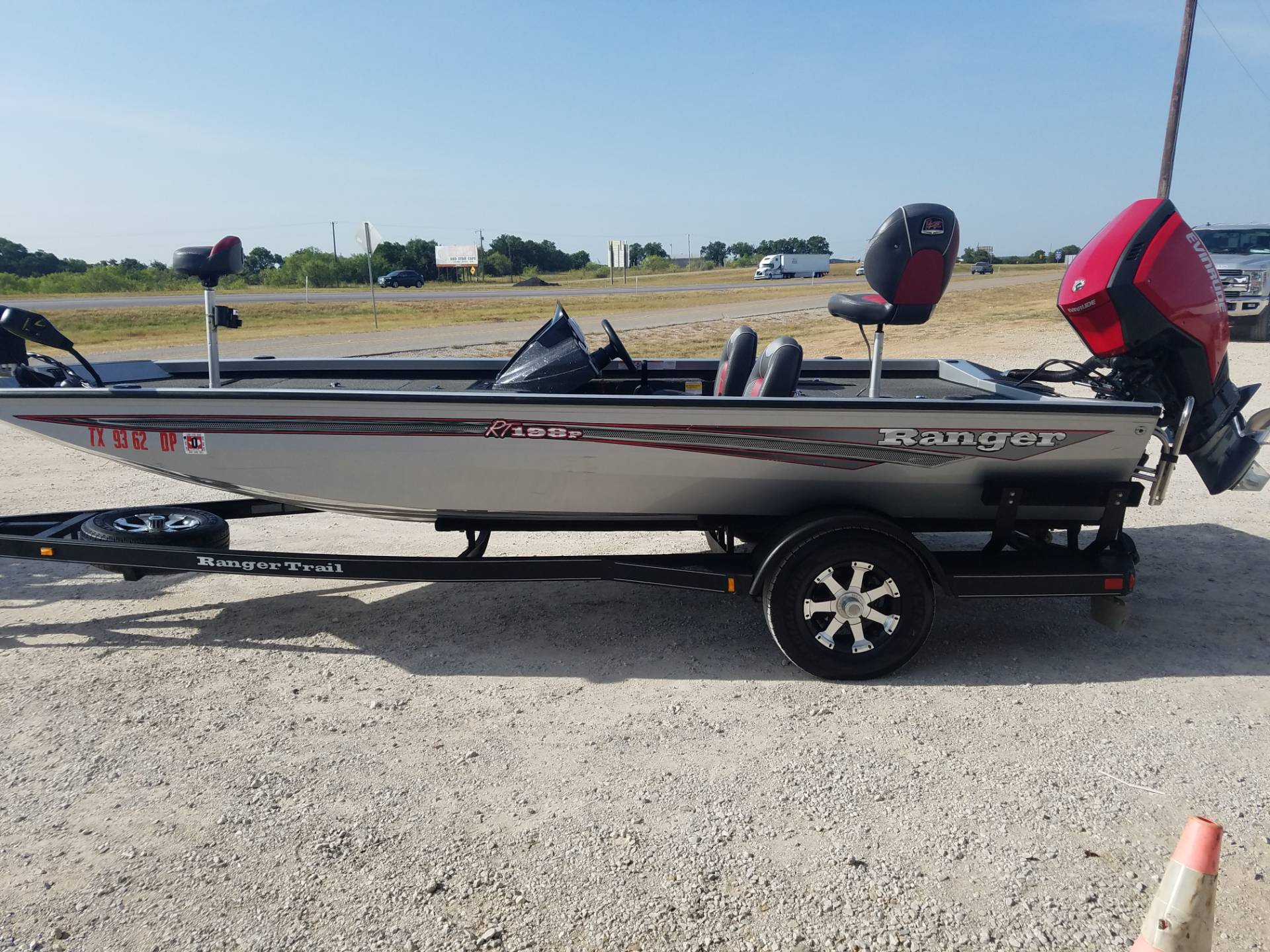 2017 Ranger RT198P in Eastland, Texas - Photo 4