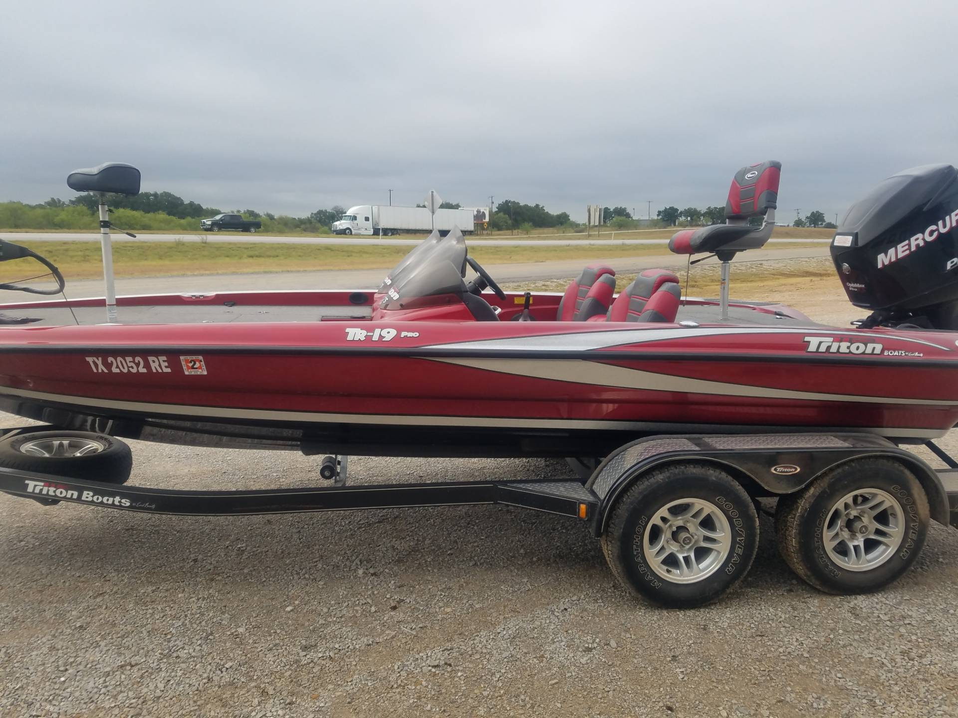 2010 Triton Tr-19 in Eastland, Texas - Photo 4