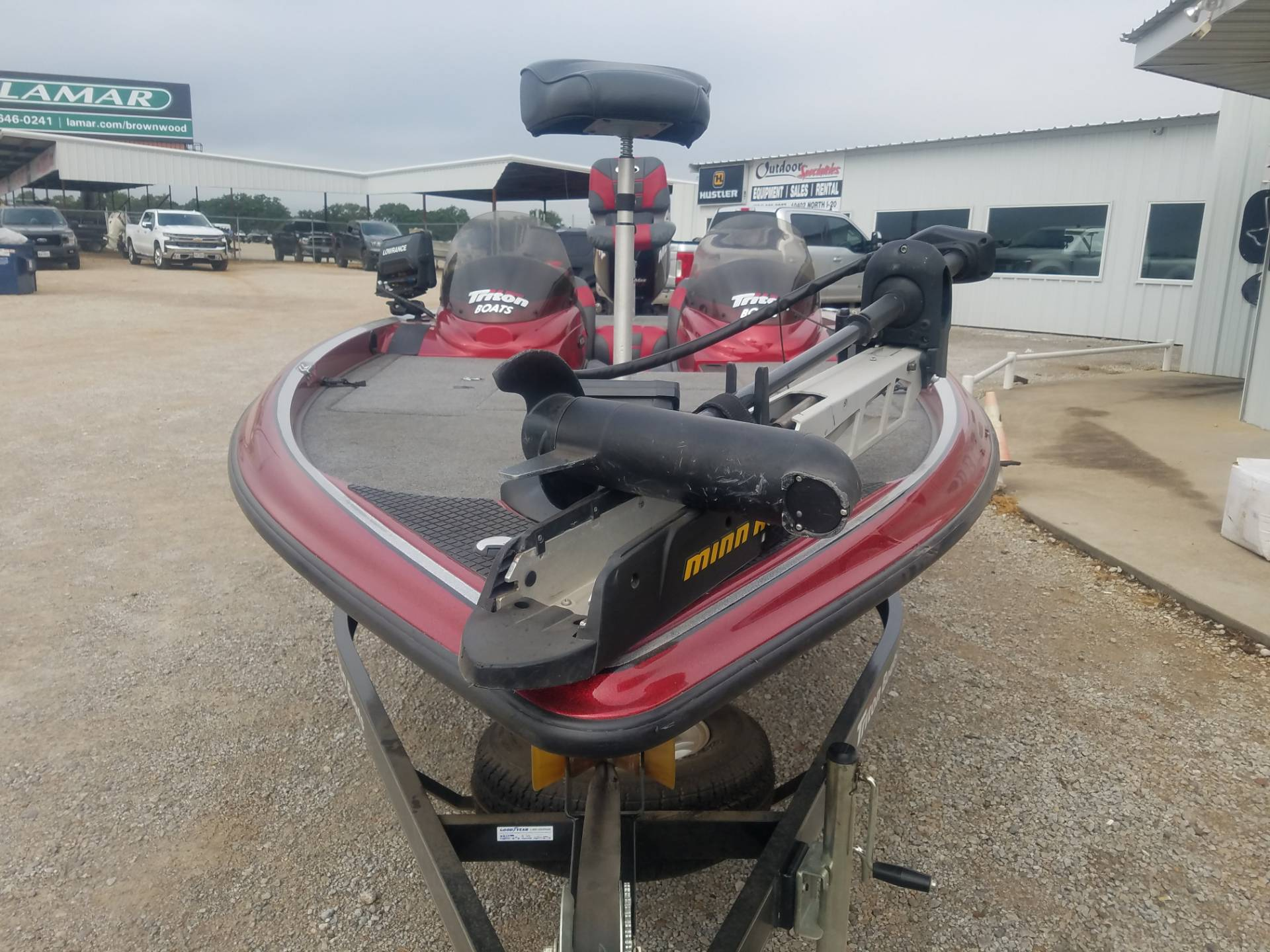 2010 Triton Tr-19 in Eastland, Texas - Photo 6