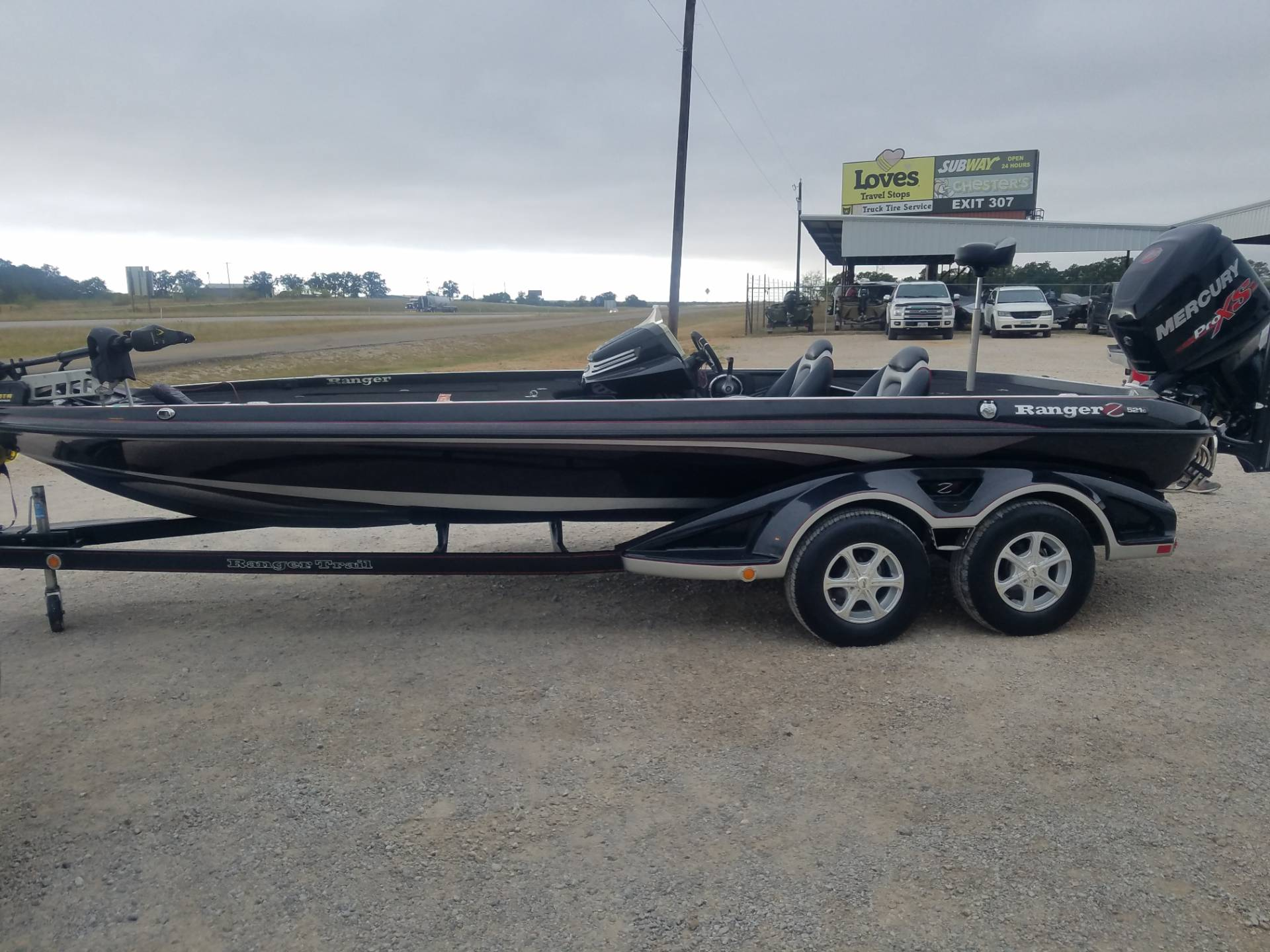 2014 Ranger Z521 Comanche in Eastland, Texas - Photo 4