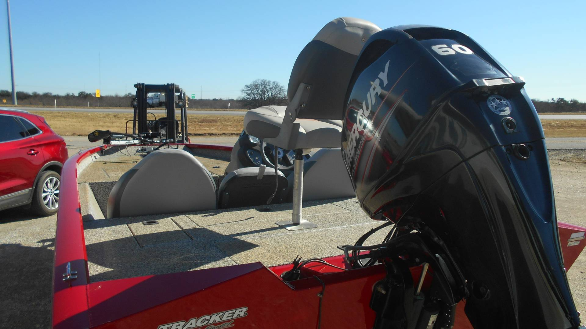 2015 Tracker Pro Team 175 TXW in Eastland, Texas