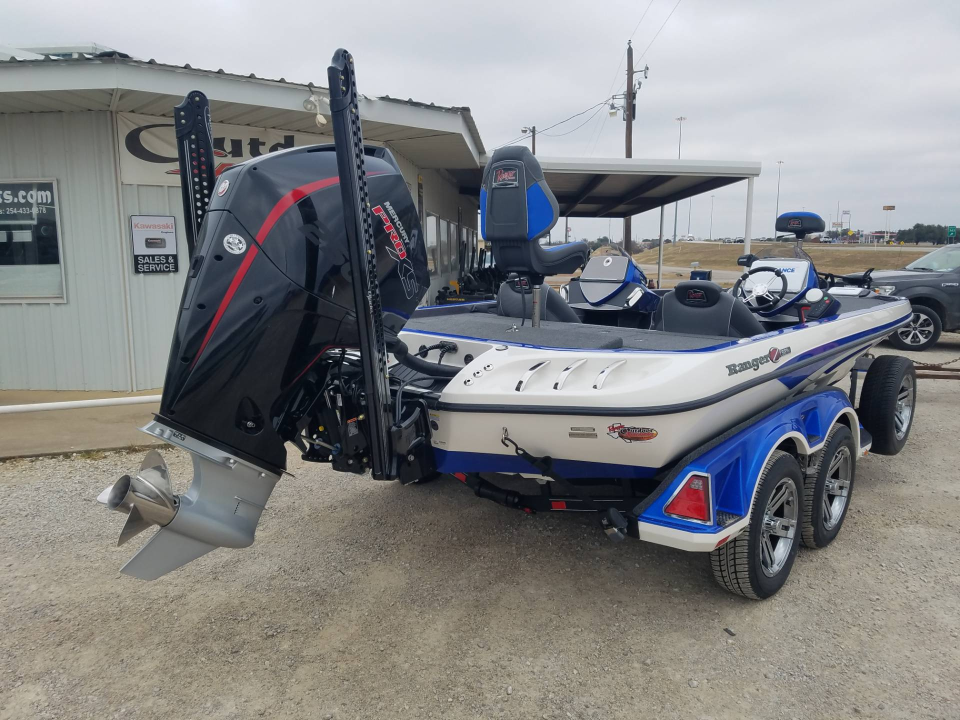 2021 Ranger Z521C Ranger Cup Equipped in Eastland, Texas - Photo 2
