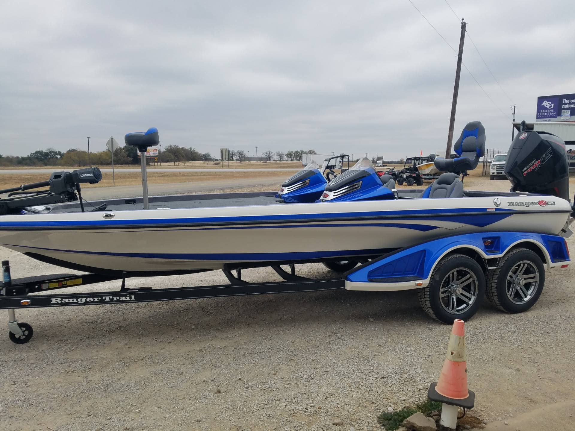 2021 Ranger Z521C Ranger Cup Equipped in Eastland, Texas - Photo 4