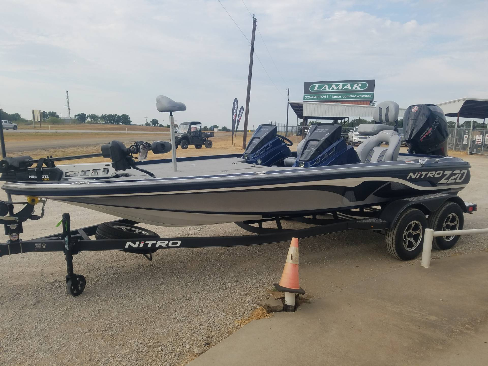 2021 Nitro Z20 in Eastland, Texas - Photo 4