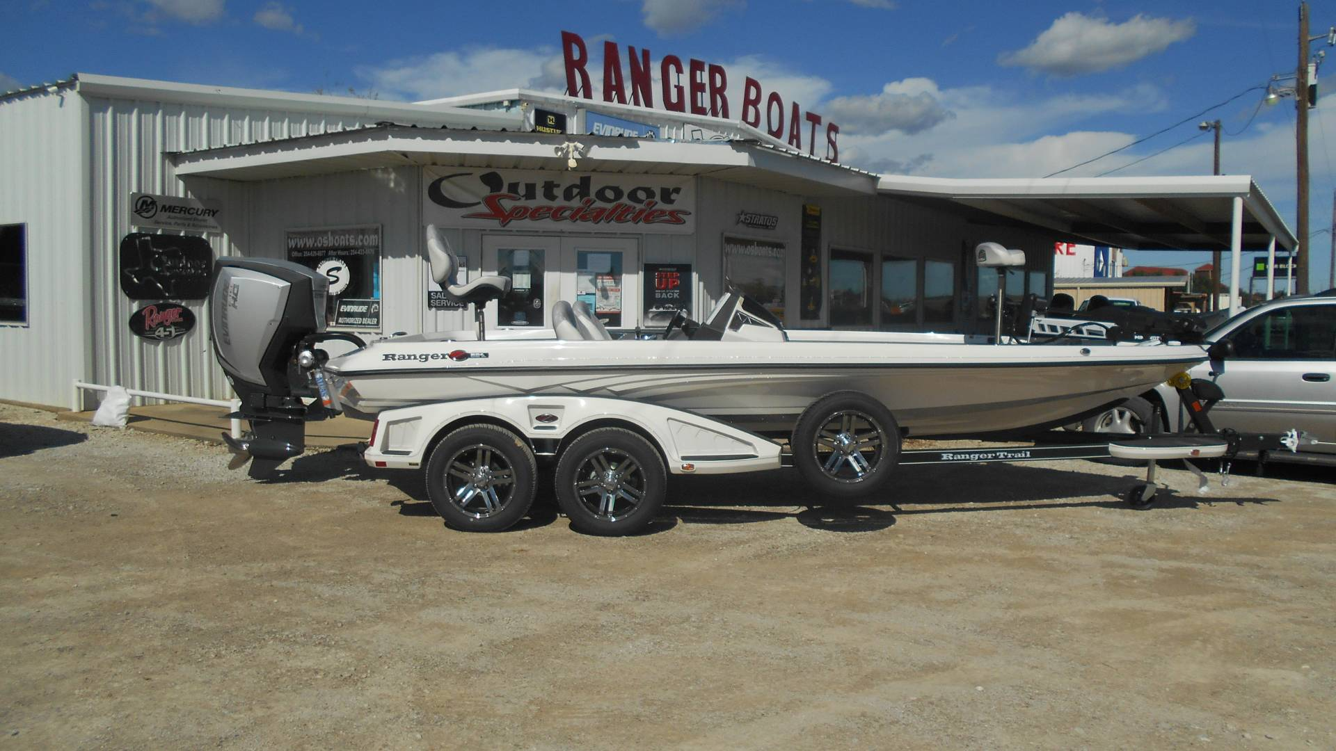 2019 Ranger Z521L in Eastland, Texas