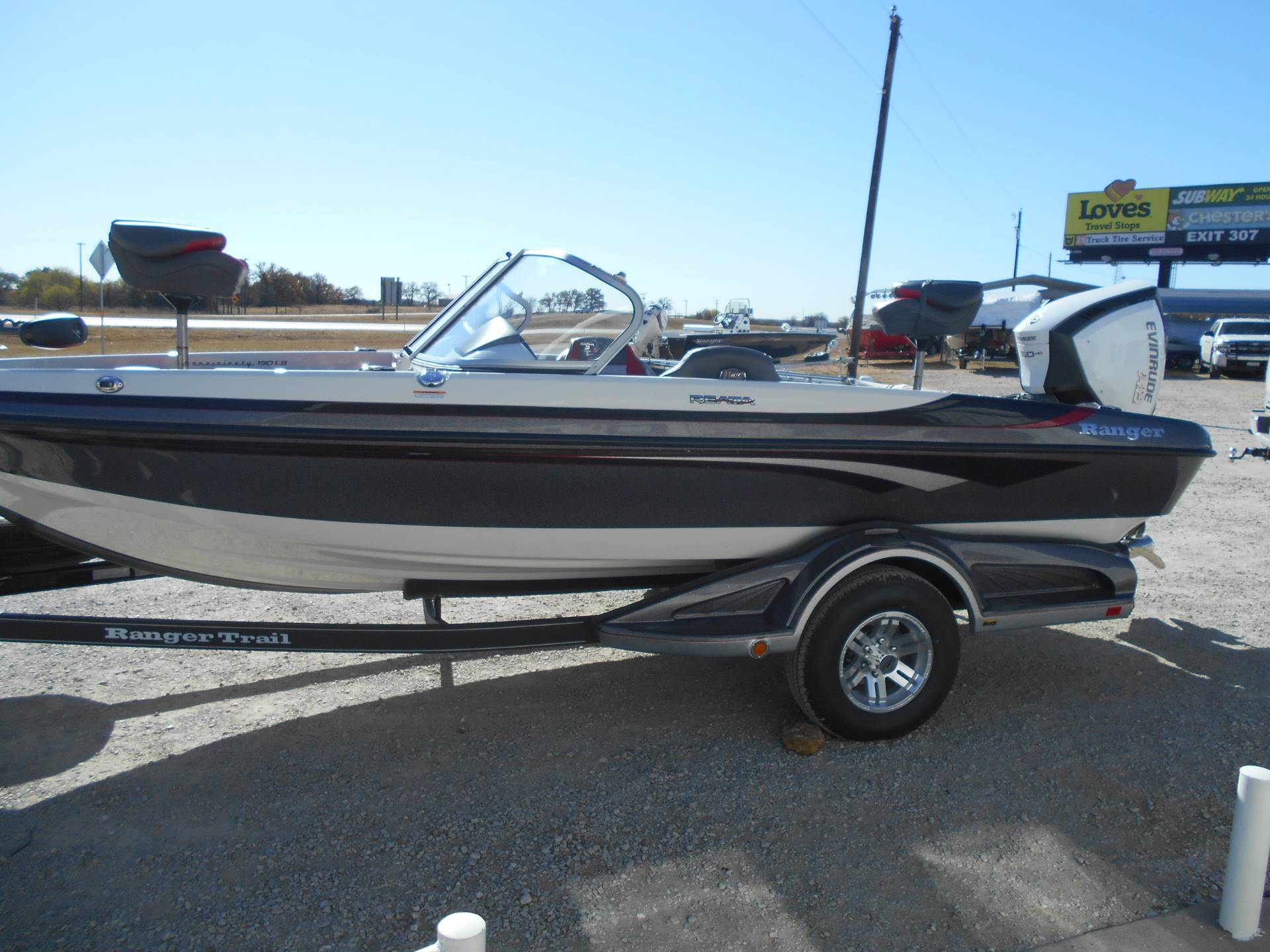 2018 Ranger 190LS Reata in Eastland, Texas