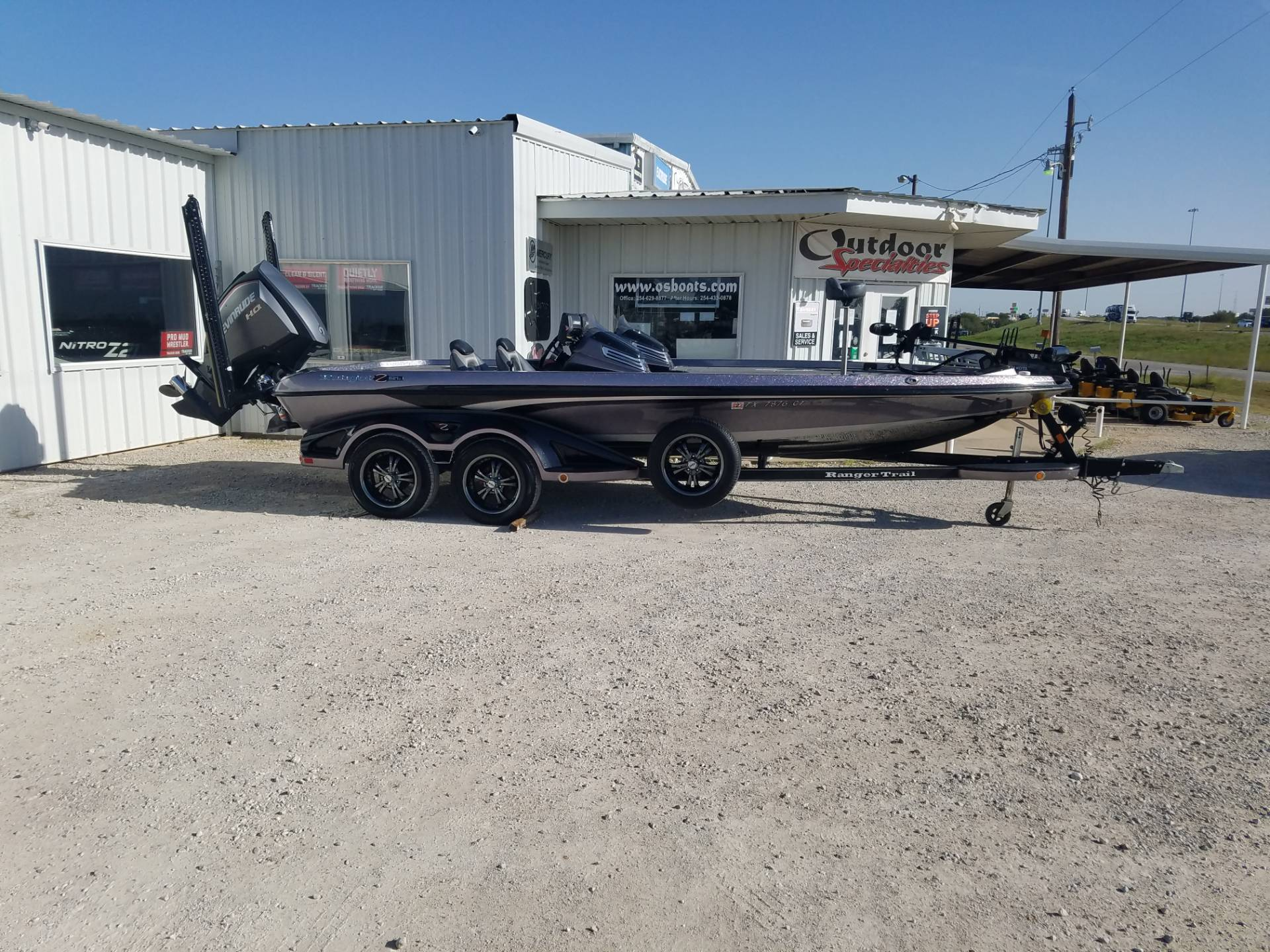2015 Ranger Z521 Comanche in Eastland, Texas - Photo 1