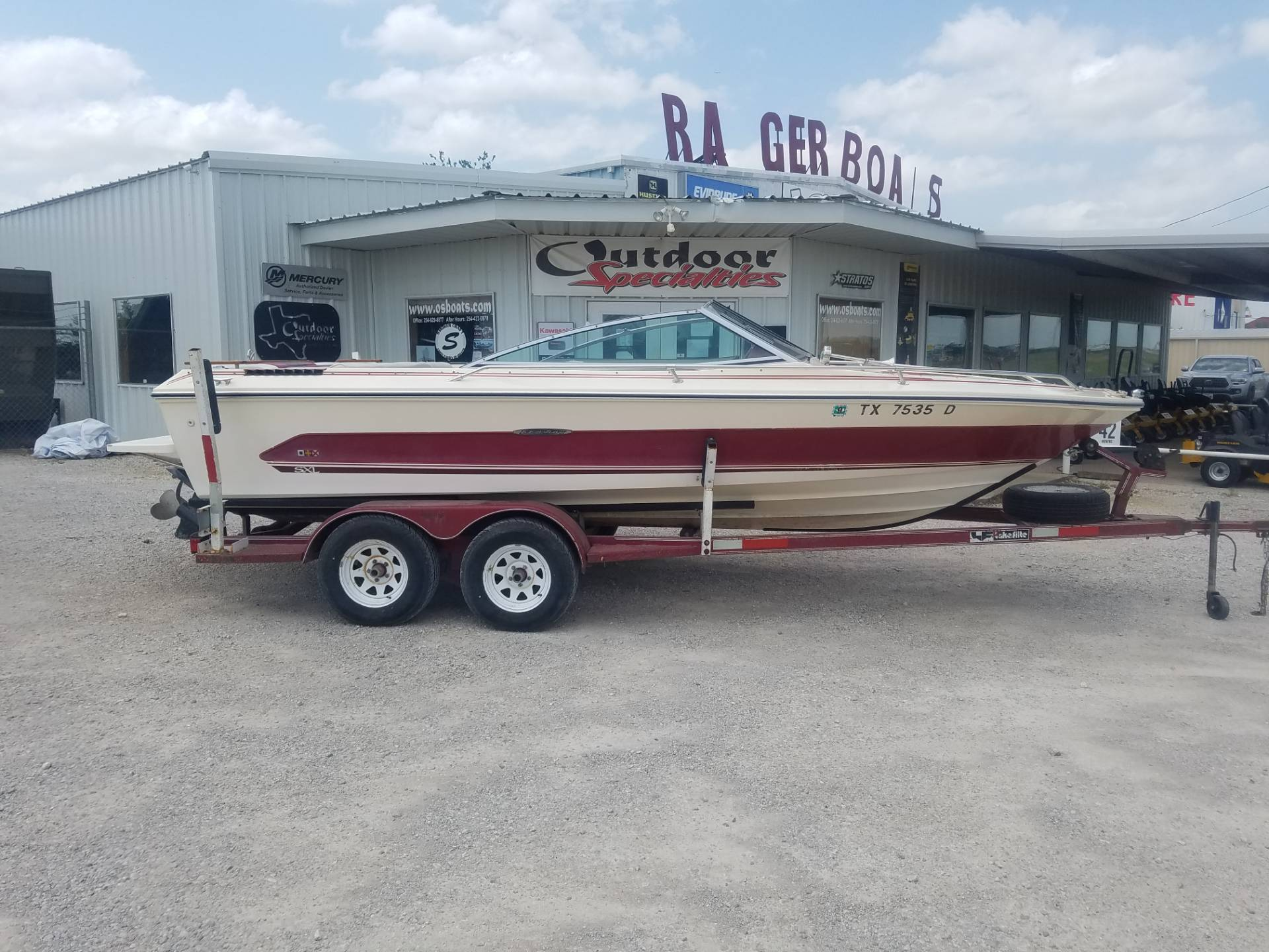 1986 Sea Ray sxl in Eastland, Texas - Photo 2