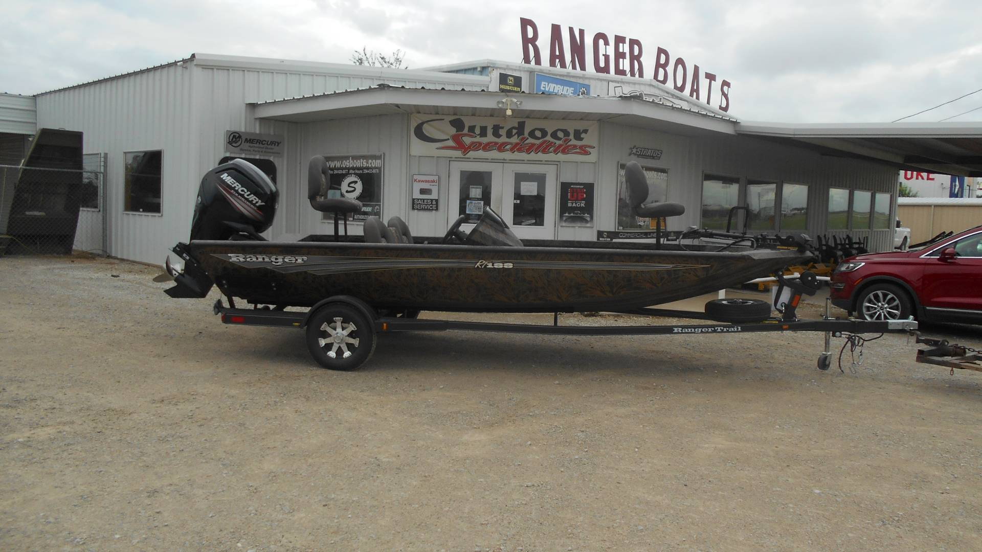 2019 Ranger RT188 in Eastland, Texas