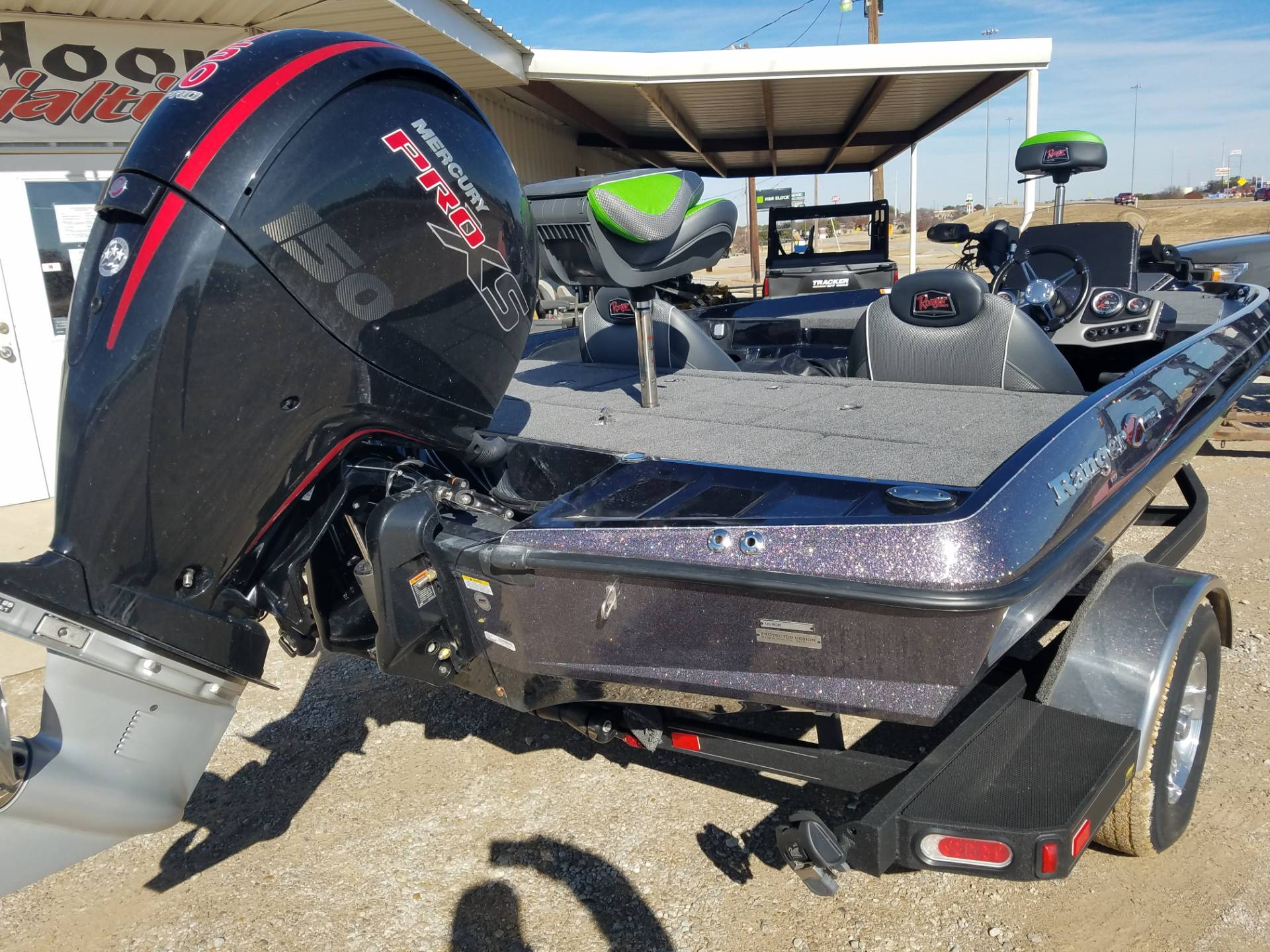 2021 Ranger Z185 Z Pack Equipped in Eastland, Texas - Photo 2