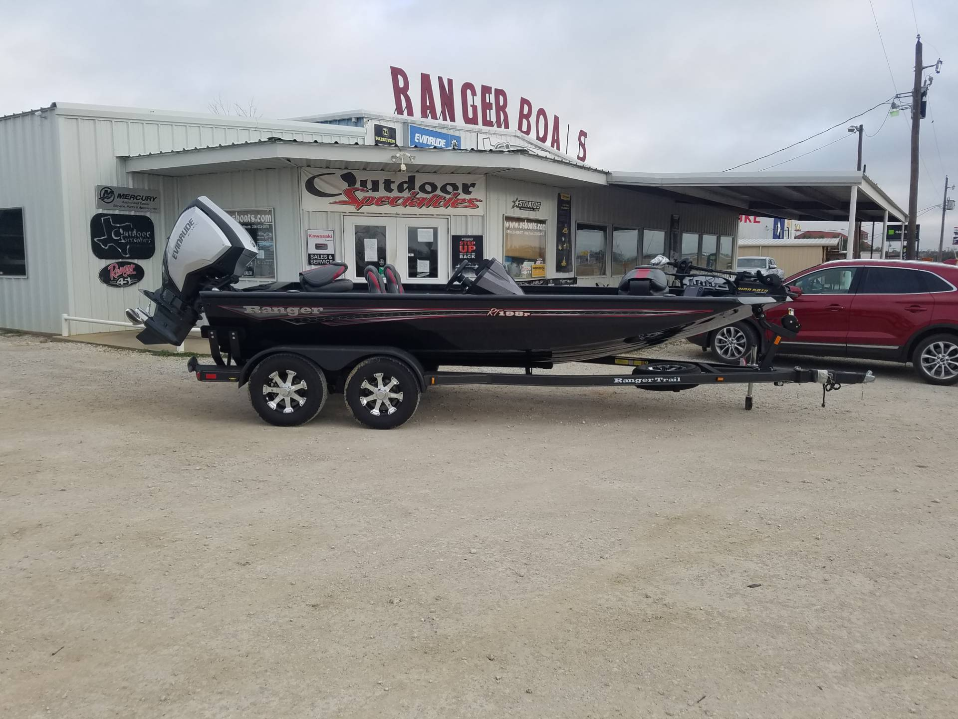 2019 Ranger RT198P in Eastland, Texas