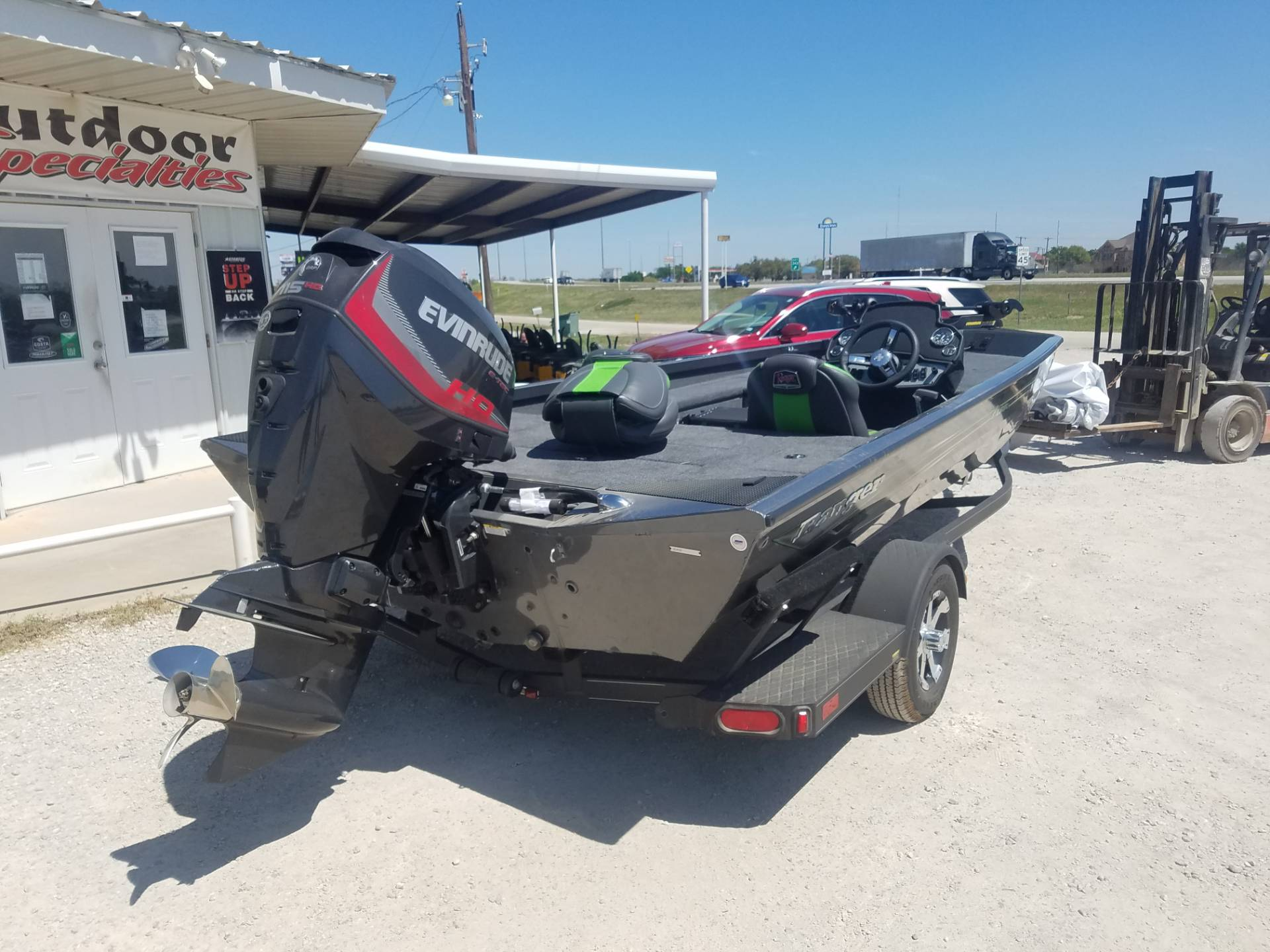 2019 Ranger RT188C in Eastland, Texas - Photo 2