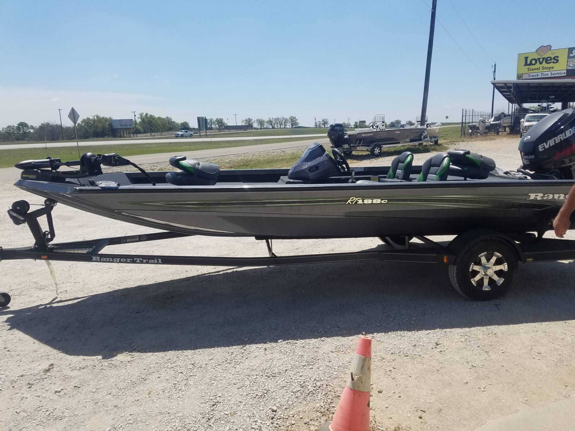 2019 Ranger RT188C in Eastland, Texas - Photo 4