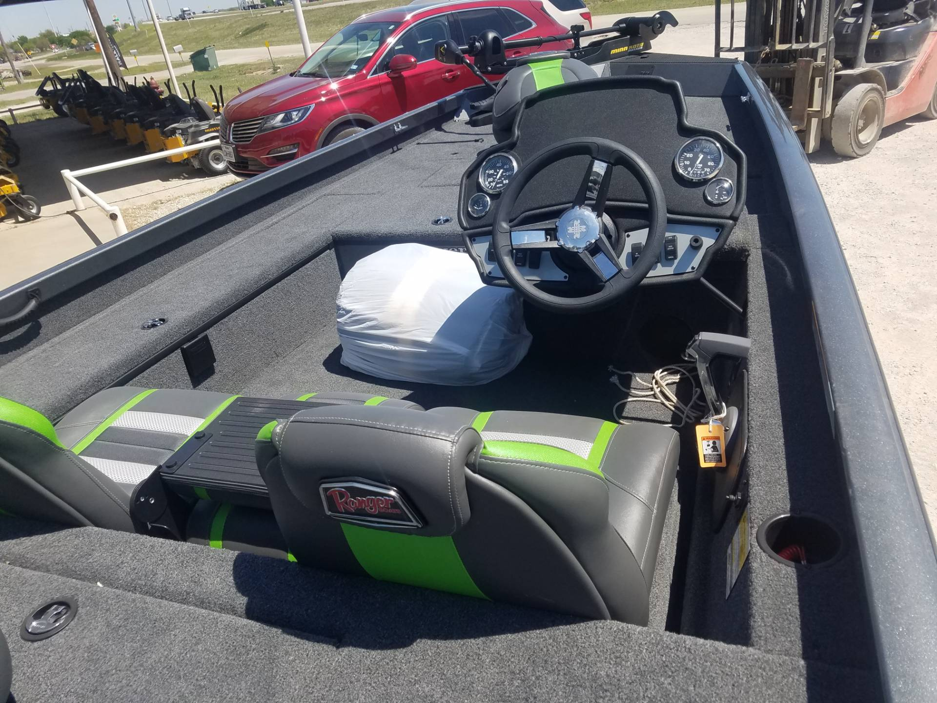 2019 Ranger RT188C in Eastland, Texas - Photo 10