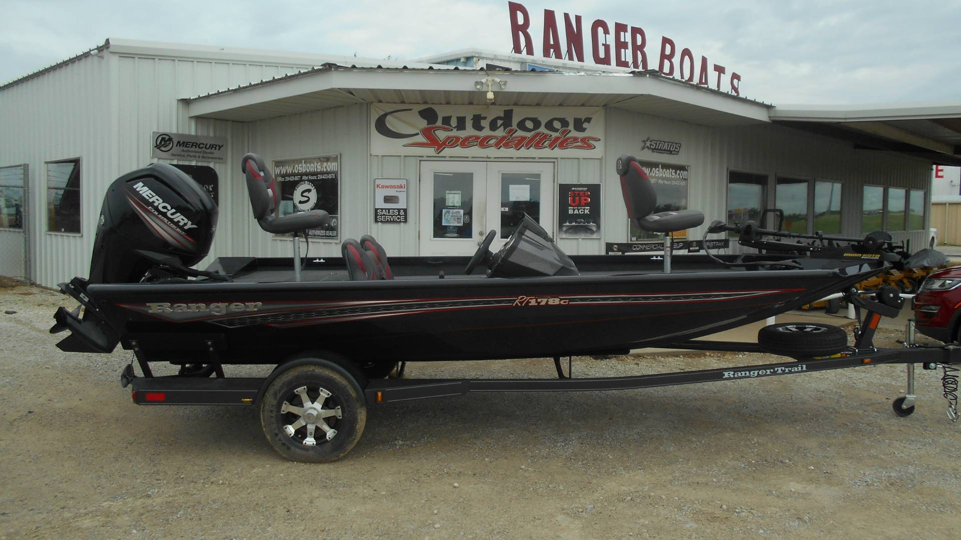 2019 Ranger RT 178C in Eastland, Texas - Photo 1