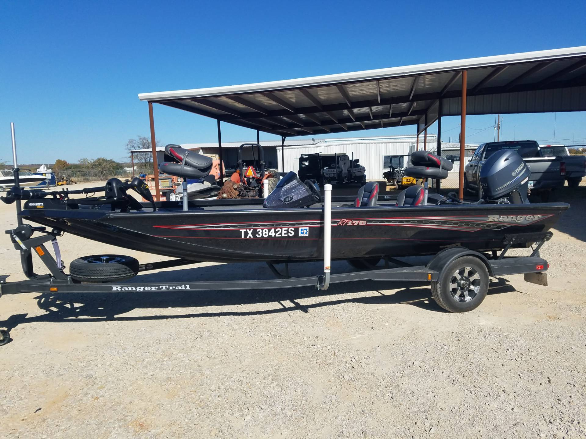 2019 Ranger RT178 in Eastland, Texas - Photo 4