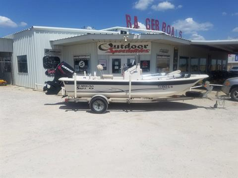 2014 Carolina Skiff JVX18CC in Eastland, Texas - Photo 1