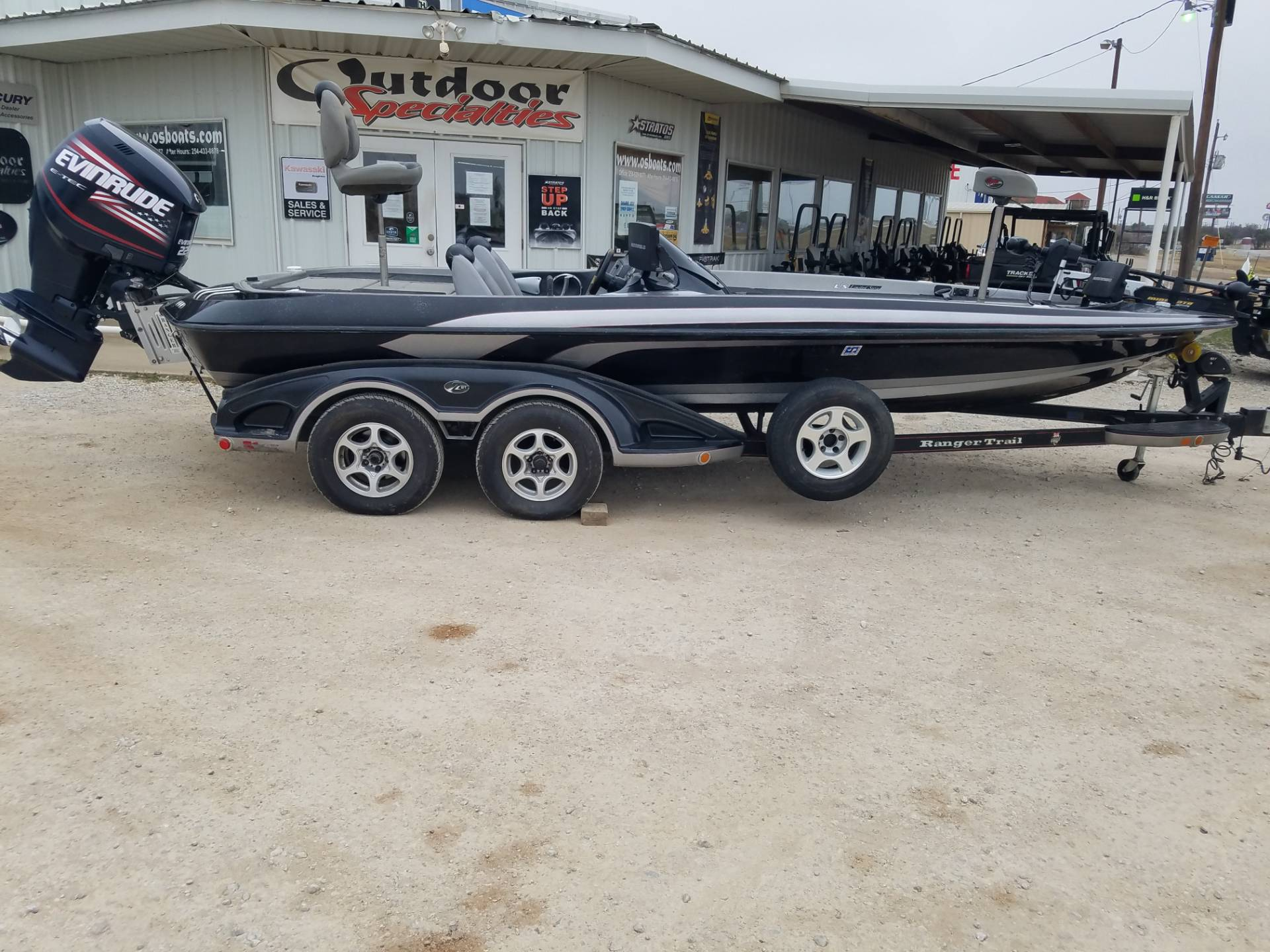 2007 Ranger Z21 Comanche in Eastland, Texas - Photo 1