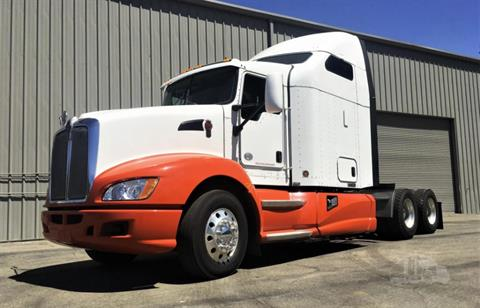 2012 Kenworth Test in Norfolk, Virginia - Photo 1